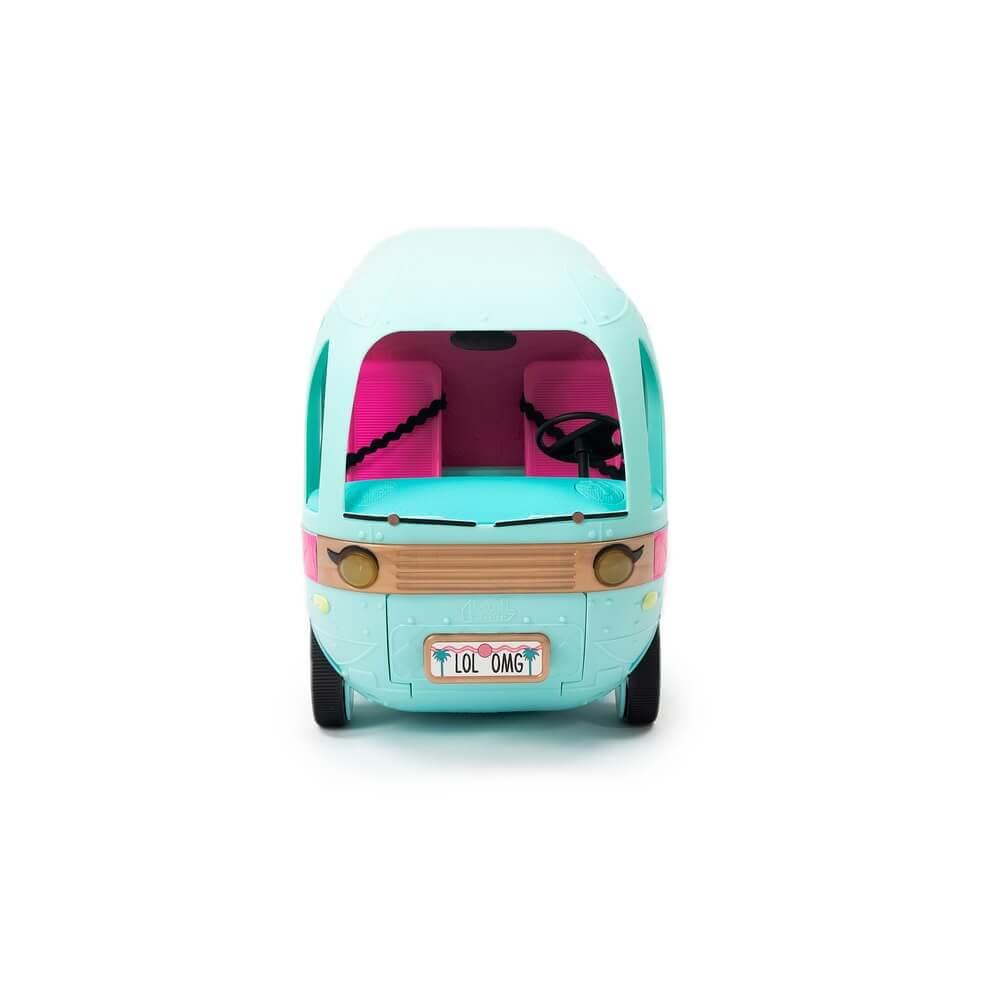 LOL Surprise Glamper - Автобус с куклой ЛОЛ внутри - 5