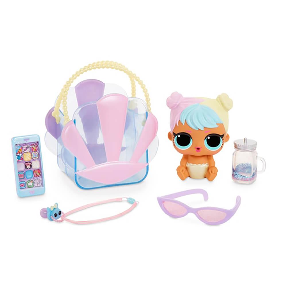 Большая кукла LOL Surprise в шаре Сестрички Ooh La La Baby Surprise Lil Bon Bon - 4