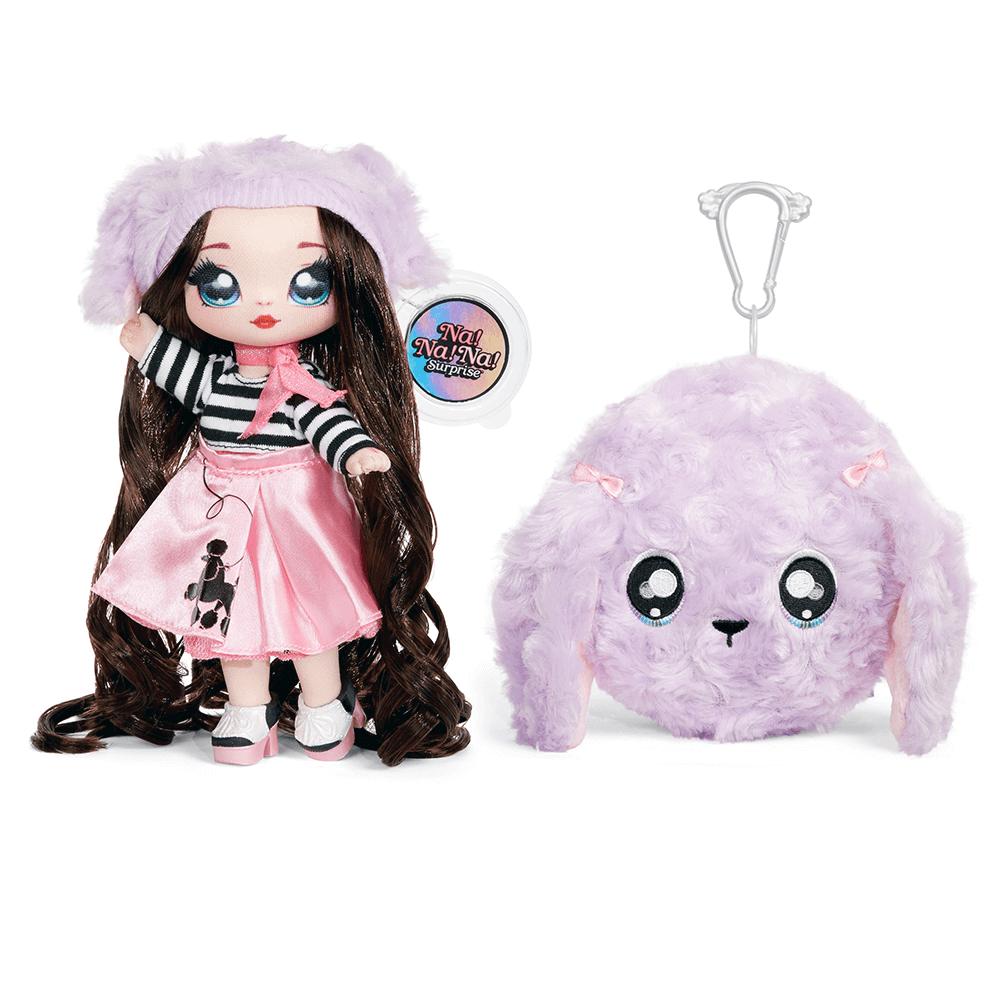 Кукла LOL Surprise Na! Na! Na! 3 серия Fifi LeFluff (девочка пудель) - 3
